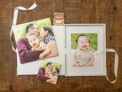 Felicity Norris, photographic products, keepsake box