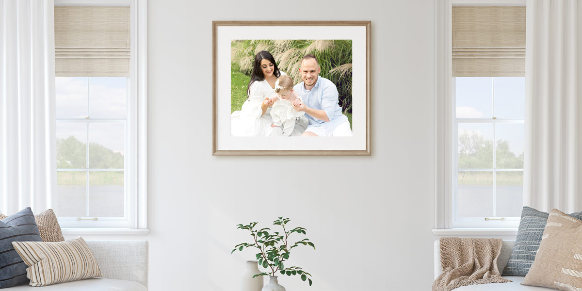 photographic products, newborn and family photography