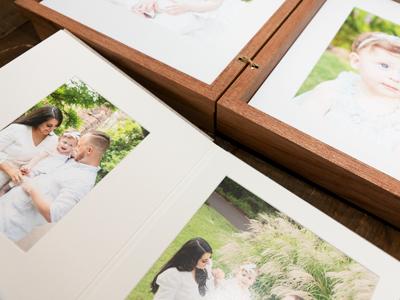 photographic products, album