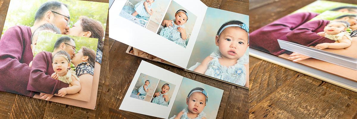 photographic products, magazine album